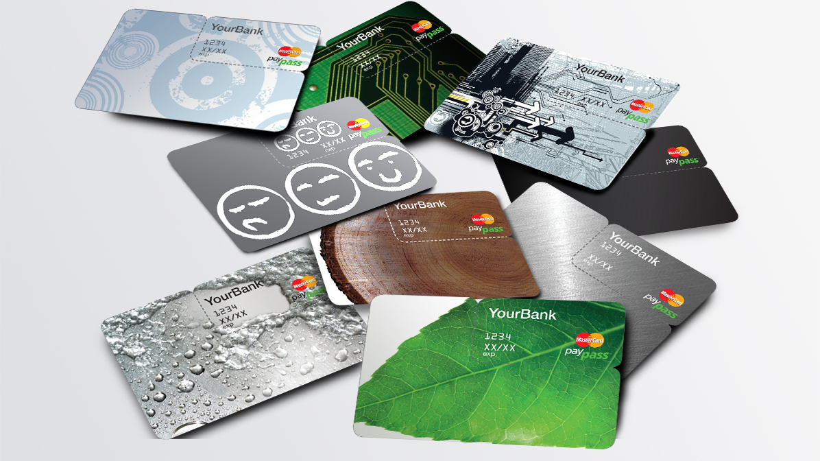 Master Card<br>Pay Pass-1