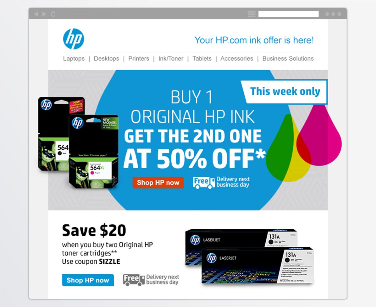 HP Monthly Emails-1