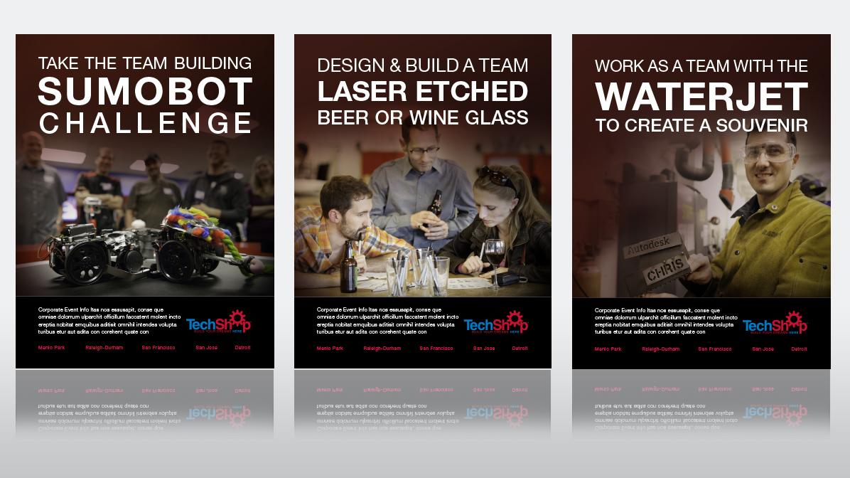TechShop<br>Event Posters-0